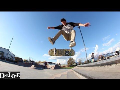 One Love Skateshop Welcomes Calum Wood