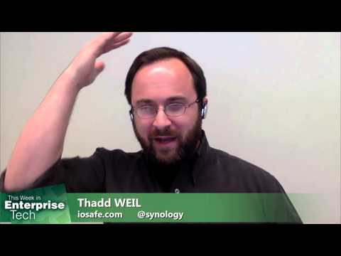 This Week in Enterprise Tech 91: Disaster Recovery with a Broomstick