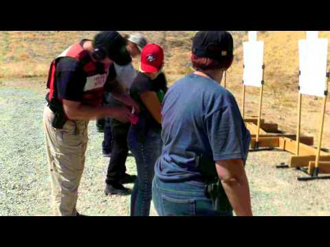 Women s Only Handgun Training (9-8-12)