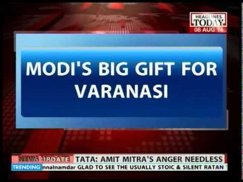 Varanasi to boast of Modi's 'mini-PMO' soon