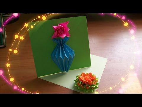 День рождения сестре своими руками ваза