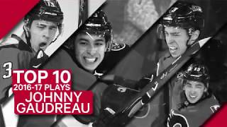 Top 10 Johnny Gaudreau plays of 2016/17