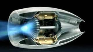 Jet Engine Animation