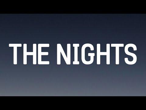 "Avicii - The Nights (Lyrics) ""my Father told me'"