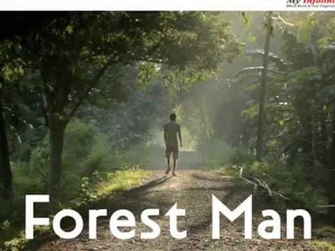 Alone Indian Man Plants Forest with 1000 Hectares area - Forest Man