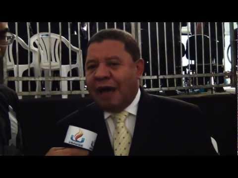 UMADEB 2012 - Dia 18-02 - Entrevista Pr. Orcival Xavier