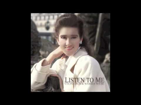 Celine Dion - Listen To Me
