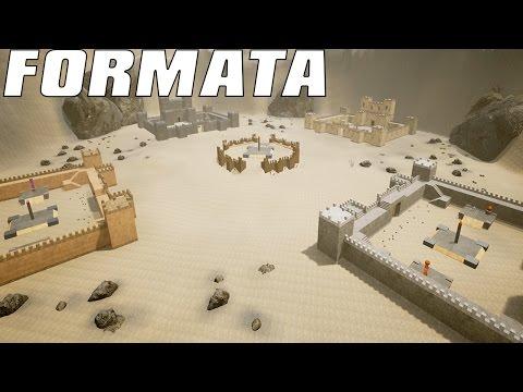 Formata - DESERT ARENA! 4 Way Battle