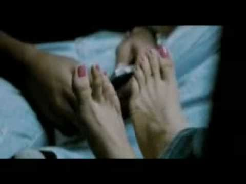 Trisha Feet Touched By Simbu And Kissed video