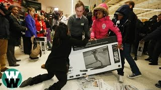 10 Craziest Black Friday Stories Ever