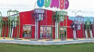 Διαφημιση Jumbo - Ισπανος
