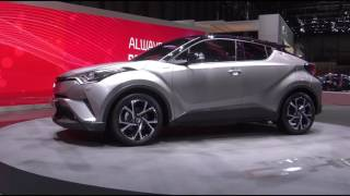 toyota chr review 2017