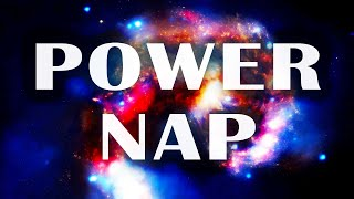 Power Nap Sleep App Featuring Celestial White Noise | Improve Focus in College or Your career
