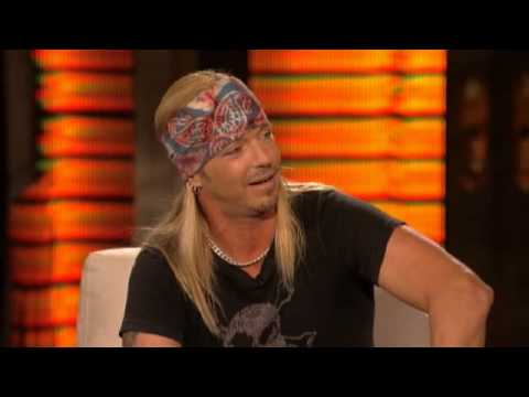 Lopez Tonight Bret Michaels (322010)