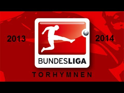 Torhymnen Bundesliga 2013 14 video