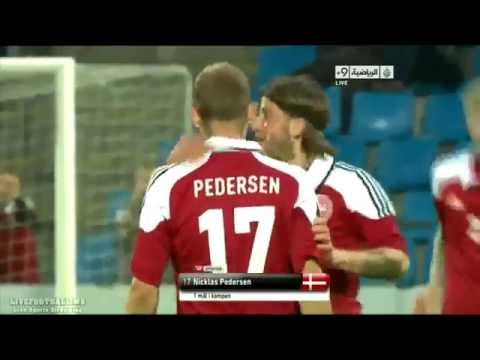 Danmark 2-1 Georgien All Goals and Highlights (Denmark vs Georgia 2-1)