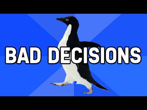 Awkward Situations: Bad Decisions (MW3 Gameplay)