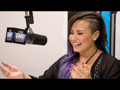 Demi Lovato Talks New Tour, Dealing with Paparazzi & Taking Over The World