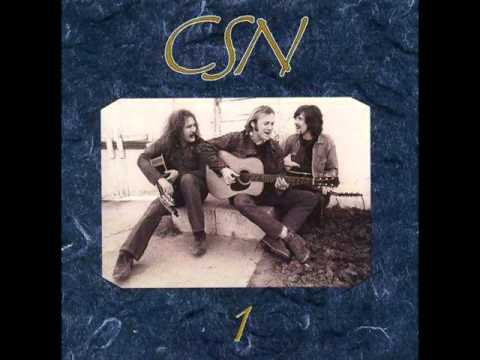 Crosby, Stills, Nash & Young - Horses Through a Rainstorm