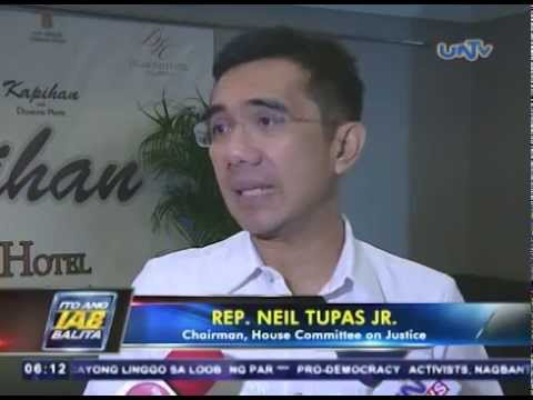 Pagiging patas ng pagdinig sa 3 impeachment complaint vs. PNoy, titiyakin ni Rep. Tupas