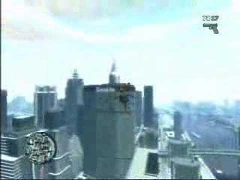 GTA IV Jetpack cheat -...