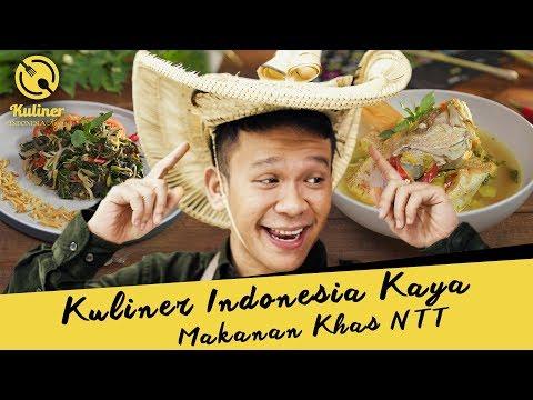 Makanan Khas NTT | Kuliner Indonesia Kaya #8