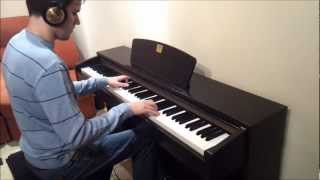 Coldplay - Paradise Piano cover for Piano Solo