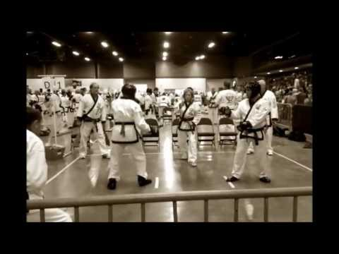 Adult Black Belt Division Sparring at World Championship Image 1