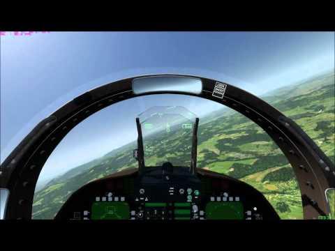 Aerofly FS simulator airplane