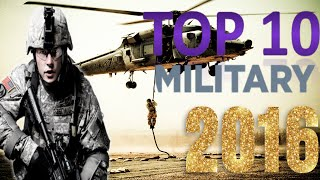 Top 10 Strongest Militaries in the World Right Now 2015 - 2016