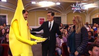 The Late Show's Good News Bananas