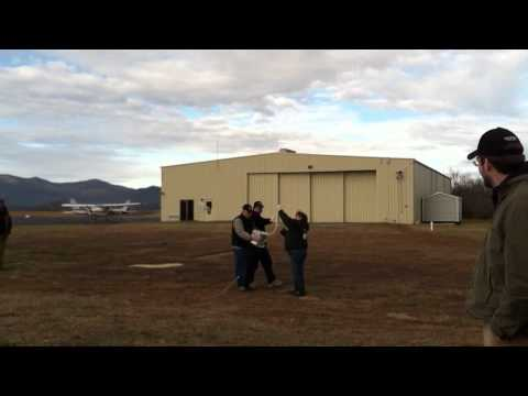WCU Balloon Launch-12/15/11