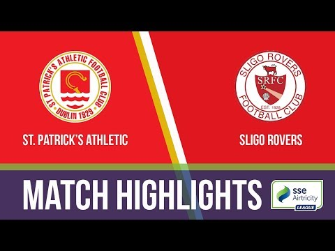 GW29: St.Patrick's Athletic 2-1 Sligo Rovers
