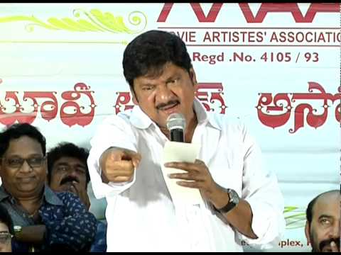 MAA Executive Body swearing in ceremony 2015 Full Video - Movie Artistes' Association