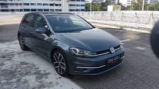 VW Golf 1.4 Highline Singapore 2018 facelift