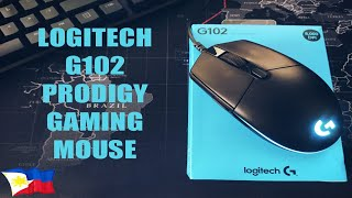 Logitech G102 Prodigy Gaming Mouse Review