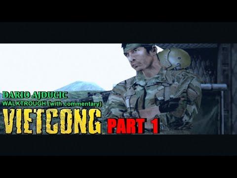 Vietcong - Part 1 (PC game - walkthrough) The Camp