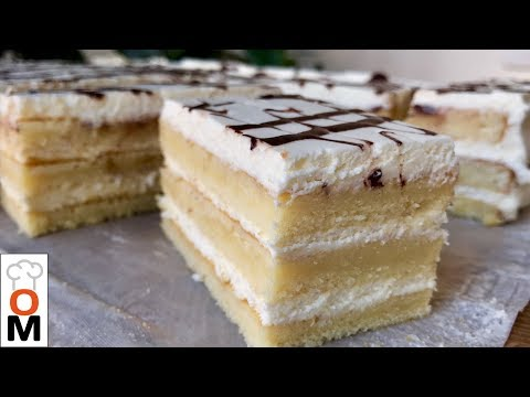 "Торт ""Первоклашка"" Со Вкусом Пломбира - Станет Вашим Любим Тортом | Cake Recipe |Ольга Матвей"