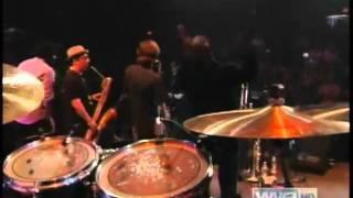 Trombone Shorty Gets Funky