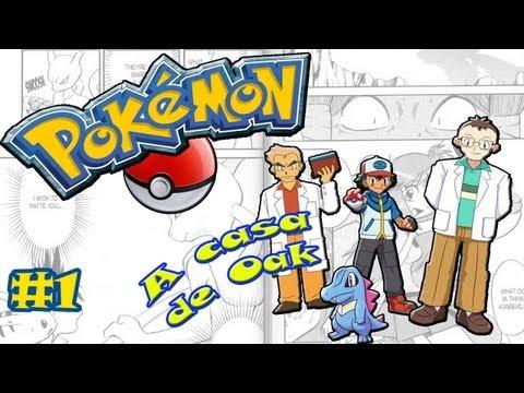 Pokemon Silver #1- Totodile Escolho-te a ti =)