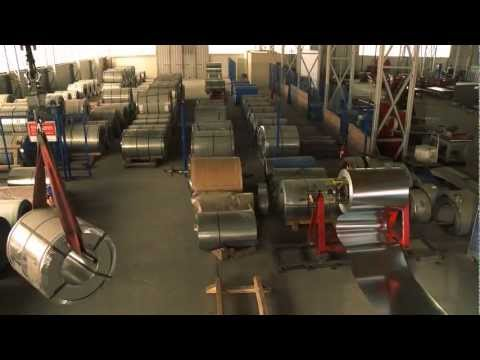 Euro Steel - Des doo - Euro therm line Corporate film