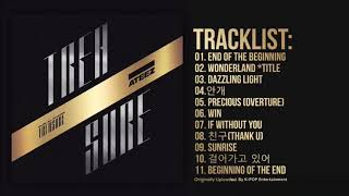 [Full Album] ATEEZ (에이티즈) – TREASURE EP.FIN : All To Action — TRACKLIST