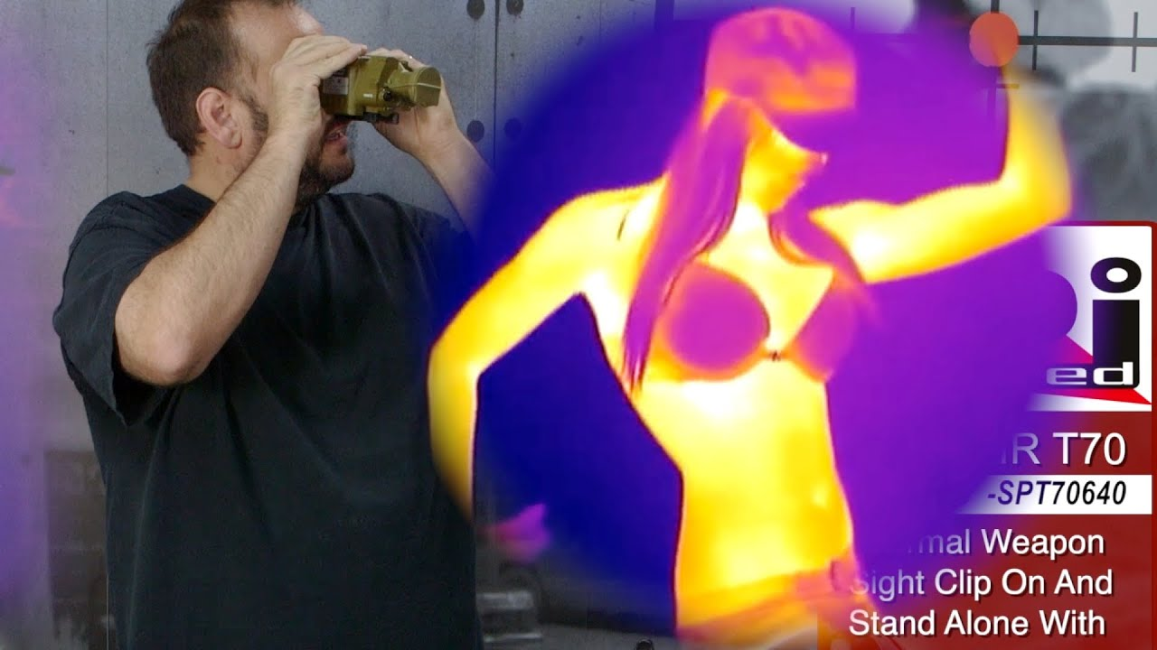 Flir T70 Thermal Scope Su 271 Youtube