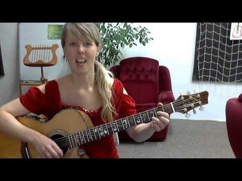 Lekce Kytary - Pásli Ovce Valaši, Hej Vánoce, Dlouhý Noce