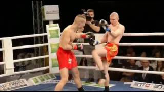 "HFO 3 ""Fight for my City"" Walka nr6 K-1,  70kg, I Hatala vs  M Kucharski 2 remisu"