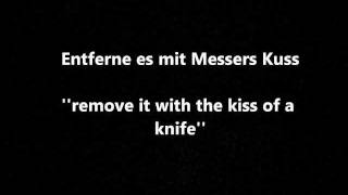 Watch Rammstein Mutter video