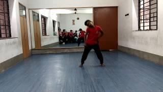 Abhi mujhme kahi performance by Vikky Das....#Swastik Dance Academy #