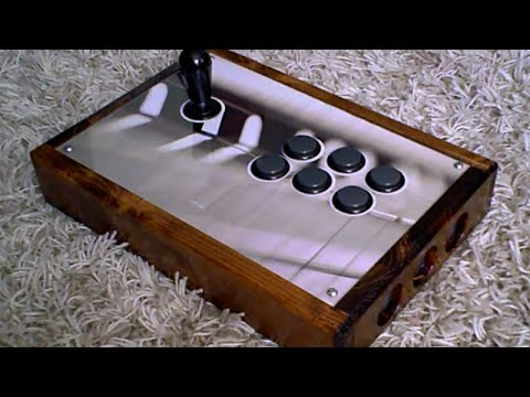 how to build a custom fightstick