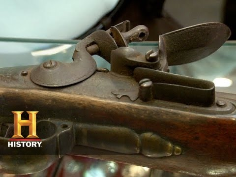 Pawn Stars: 1762 Grice Brown Bess Musket   History