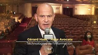 Palmarès du Droit 2021   Haas Avocats   Technologies de l'information